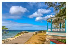 Bandstand by the Boardwalk (Timothy Valentine) Tags: 2018 0418 caribbean boardwalk sky vacation datesyearss bridgetown christchurch barbados bb