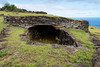 Inside an Orongo Stone House (S Walker) Tags: easter island history culture mystery birdman tangata manu orongo sooty tern eggs stone houses ceremonial village