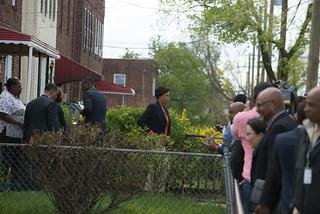 April 23, 2018 Community Safety Walk