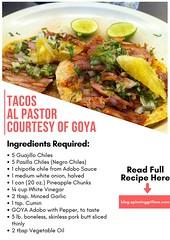 Tips to Make Crispy Tacos Al Pastor at Home (spinninggrill) Tags: tacosalpastorrecipe food recipes recipe cooking kitchenappliances chickenshawarma gyro gyromachine