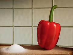 Salt and Pepper-E4280303-Edit-Edit (tony.rummery) Tags: em10 mft microfourthirds omd olympus pepper salt stilllife guildford england unitedkingdom gb