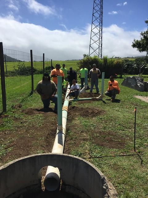 Maui sewer Class