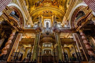 Wien / Vienna (Austria): Jesuitenkirche