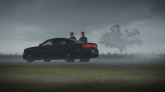 True Detective (RaY29rus) Tags: dodge charger srt granturismo6 fog