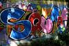 graffiti in Doel (wojofoto) Tags: graffiti streetart doel belgie belgium dorp wojofoto wolfgangjosten