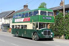 Sutton Scotney (DaveAFlett) Tags: aec renown 596lcg fokab