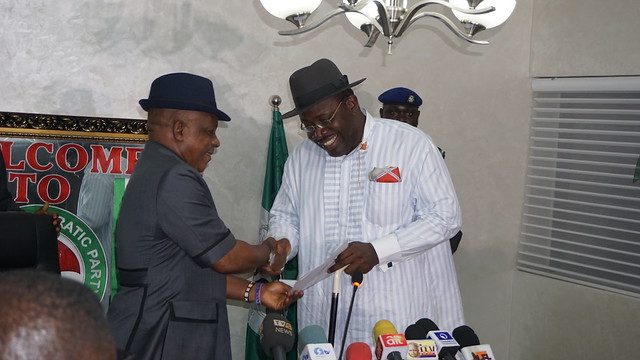 Submission of PDP Post Convention Reconciliation Committee Report 2nd March 2018