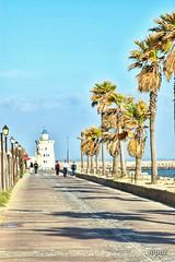 Puerto Sherry (ZAP.M) Tags: paseo faro playa playalamuralla elpuertodesantamaria puerto cadiz andalucía españa puertosherry zapm mpazdelcerro flickr nikon nikond5300