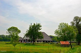 Landscape Farmhouse