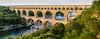 Pont du Gard (blieusong) Tags: départementdugard europe france gard hugin occitanie panorama pontdugard romeantique verspontdugard aqueduc aqueduct goldenhour romain