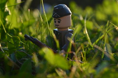 Caen 1941 (BlockingBricks) Tags: caen ww2 world war two tmc the minifig co outdoors spring german theminifigco 1941 france