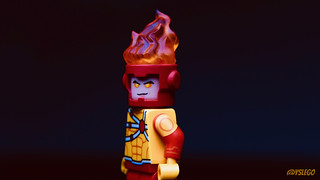 Let it burn ! The fire of JLA🔥