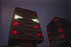 untitled (amanda aura) Tags: film tallinn estonia architecture olympusom1 lightleak