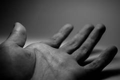 Ligne de vie (Clément Mauvais) Tags: black hand main