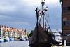 Viking the pirate boat (navarrodave80) Tags: boat motorboat harbor waterfront polarizing filter ustka poland polska nikon d3300