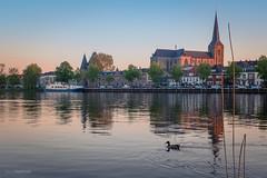 Kamper IJsselfront (Gerrit Veldman) Tags: bovenkerk dutch holland ijssel kampen nederland netherlands overijssel church kerk river rivier water olympus epl7 inexplore