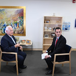 Ambassador Friedman interviews to Ch10 and Ch 2 thumbnail