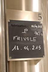 Frivole (CHRISTOPHE CHAMPAGNE) Tags: 2018 grasse france 06 alpes maritimes fragonard parfum frivole cuve inox