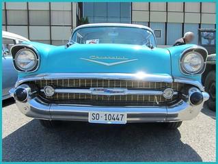 Chevrolet BelAir, 1957