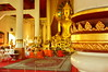 Chiang Mai, Thailand - Buddhist Temple (Josadaik Alcântara Marques) Tags: buddhism culture monks architecture faith religion buddhisttemple monges chiangmai norththailand thailand southeastasia trip travel backpacker photography superb amazin colors buddhistdetails gold goldstatuebuddha destination