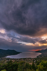 At the end of the day (Vagelis Pikoulas) Tags: sun sunset sky skyscape clouds cloudy cloud cloudscape porto germeno greece view landscape sea seascape canon 6d tokina 1628mm spring 2018 april
