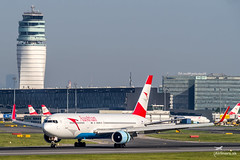 OE-LAW Austrian Airlines Boeing 767-3Z9(ER)(WL) (airliners.sk, o.z.) Tags: airport vienna schwechat loww vieloww airplane boeing 767 767300 airline austrian austrianairlines airlinerssk