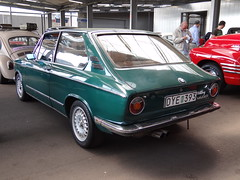 1972 BMW 1600 Touring (Skitmeister) Tags: car auto pkw voiture auction bca barneveld nederland netherlands skitmeister