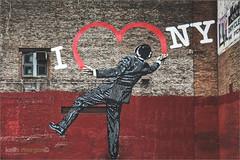 NYC streetart (Keith Morgan Photography) Tags: streetart art wallart modernart iloveny ilovenyc nyc newyork newyorkcity manhattan bigapple brick nikonuser nikond750 nikon keithmorgan keithmorganphotography usa
