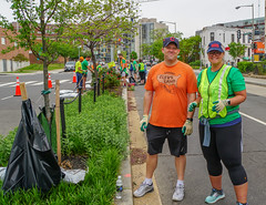 2018.05.06 Vermont Avenue, NW Garden - Work Party, Washington, DC USA 01780