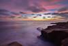 Colourful hour, Windansea Beach, Califonia (emacan1905) Tags: sunset blue hour sandiego lajolla pacificocean pacific longer exposure longerexposure california seascape