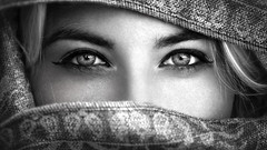 *** (FlorianPascual) Tags: ifttt 500px laura gonzales girl scarf black white eyes florian pascual hair face montpellier france scarface light natural blackandwhite florianpascual naturallight lauragonzales