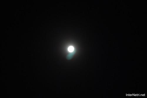 Небо Місяць вночі InterNetri Ukraine  48