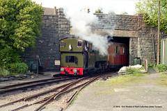 23/05/1997 - Tywyn, Gwynedd, mid-Wales. (53A Models) Tags: talyllynrailway 042t 7 tomrolt narrowgauge steam passenger thequarryman tywyn gwynedd midwales train railway locomotive railroad