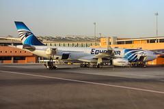 SU-GDV EgyptAir Airbus A330-343 (buchroeder.paul) Tags: sugdv egyptair airbus a330343 heca cai cairo international airport egypt africa ground