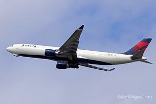 N823NW  A333  DAL
