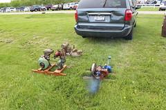 Newfane 066 (7) (swi66) Tags: dunkirk hit miss motors diesel cannons farm tractor john deere antique historical