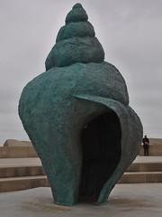 Shell (Darkhorse Winterwolf) Tags: art belgium belgïe oostende shell