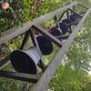 Tower of bells. (Gareth David Moss) Tags: bell bells church jersey howarddavispark