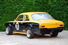 Ford Escort Mk1 RS1600 FIA historic racecar (1969)