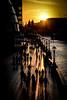 South Bank Crowds (Matthew Bickham) Tags: london southbank sunset