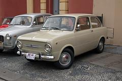 Fiat 850 (Maurizio Boi) Tags: fiat 850 car auto voiture automobile coche old oldtimer classic vintage vecchio antique italy