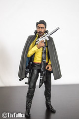 Solo - A Star Wars Story (ToyTallica) Tags: starwars hasbro hasbropulse hansolo solo lando actionfigures toys toyphotography toycollecting toytallica