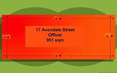 17 Avondale Street, Officer VIC