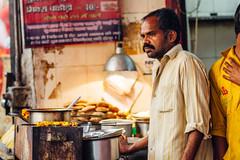 Grilled Paneer Vendor, Delhi India (AdamCohn) Tags: adamcohn delhi india newdelhi grilledpaneer man mustache paneer shopkeeper streetphotographer streetphotography vendor wwwadamcohncom