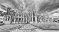 Windsor castle St George's Chapel B-W (Luis FrancoR) Tags: windsorcastlestgeorgeschapelbw windsor blanconegro blackwhite black ng ngc ngg ngs ngd