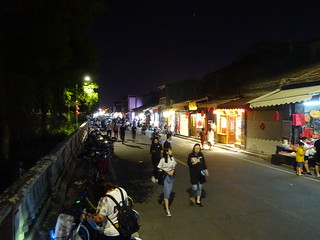 Night in Quanzhou, Fujian in China