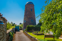 Kirbymoorside Windmill that never was. (Geordie_Snapper) Tags: canon1635mm canon5d4 kirbymoorside may northyorkshire oldwindmill summer sunny
