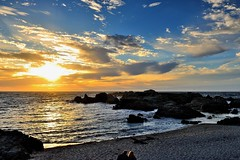 Monterey Sunset (luo_wyne) Tags: