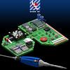 LLL -  HaCkZ0r powerchip  - DA3 (Brixnspace) Tags: lego moc da3 chip circuit board microchip digital studio lll