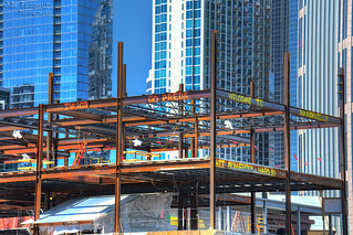 Welcome to Smashville Construction Site - Downtown Nashville, Tennessee